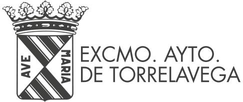 logo ayuntamiento de Torrelavega horizontal